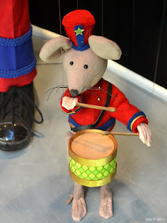 little drummer mouse