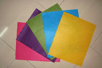 MY PRODUCTS 4: FELT 5 PCS