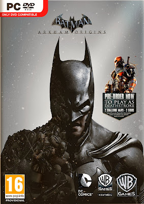 Batman Arkham Origins-RELOADED Eng Full Free Download