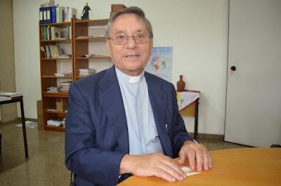 Ponencia de Vito del Prete en la Semana Misionología 2015