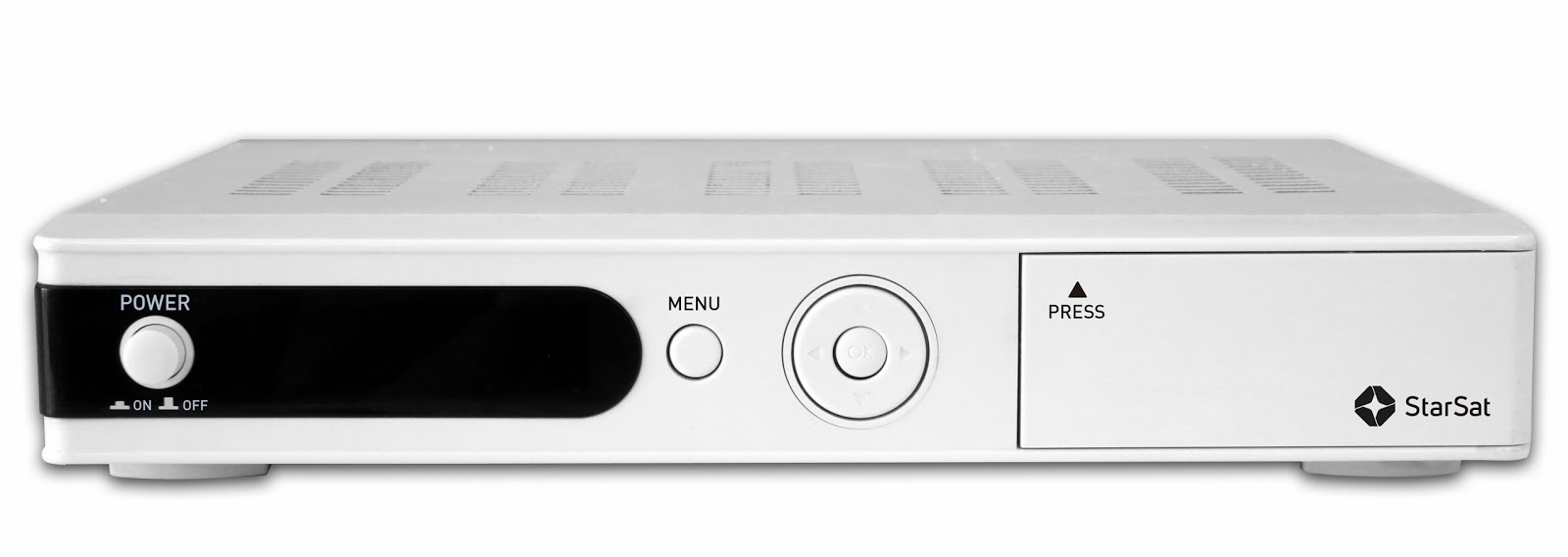 TV with Thinus: New white StarSat HD decoder from ODM and StarTimes