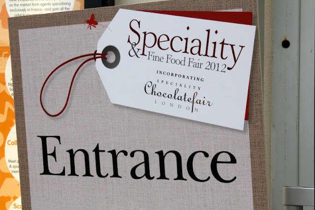 Speciality and Fine Food Fair 2012