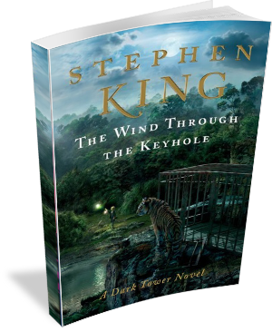 Book Cover: The Wind Through the Keyhole: A Dark Tower Novel by Stephen King