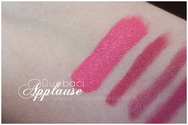 Art Circus - Neve Cosmetics Applause swatch Amore Orchidea