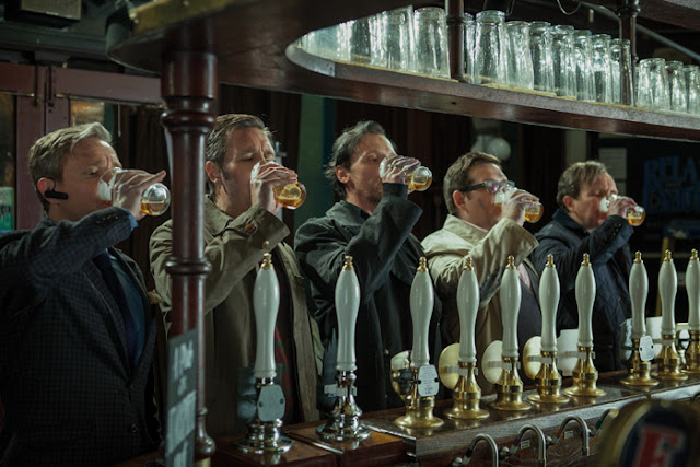 the world's end keep calm and have a pint