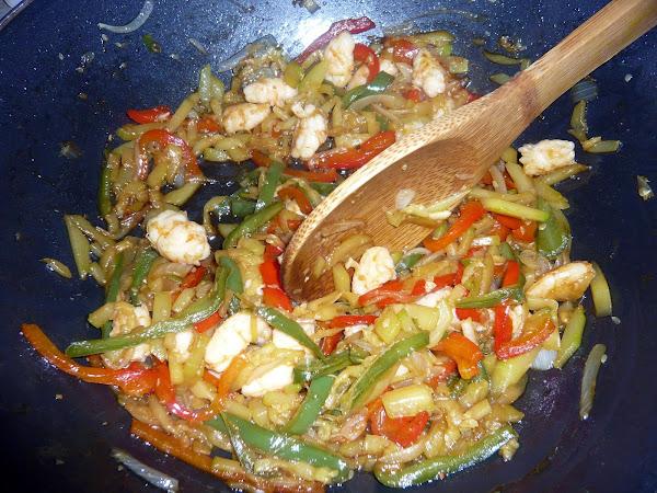 wok de verduras cocinar en casa es