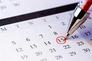 Calendario Menstruaciòn.