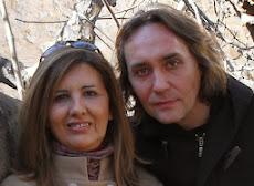 Con Vicente Amigo