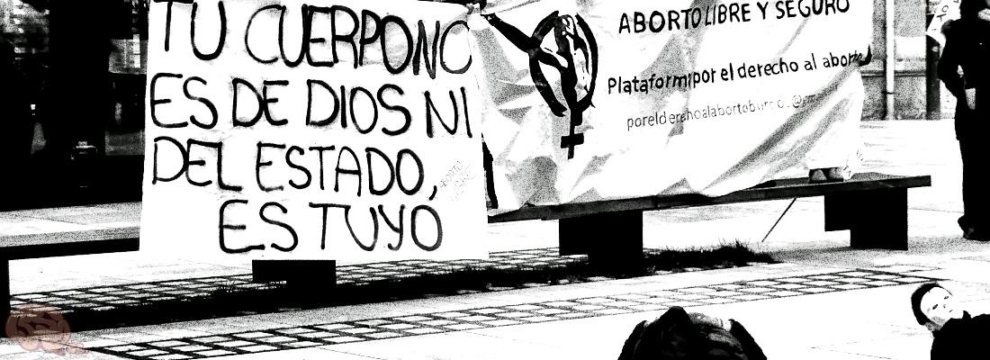 Dedicada a: Antiabortistas