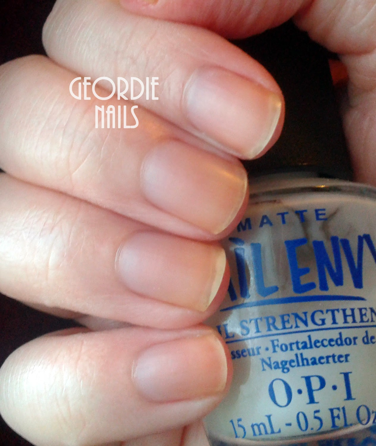 Geordie Nails: These Are My Nails