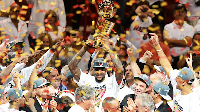 Miami Heat 2012 NBA Champions