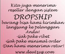 Menerima Dropship!