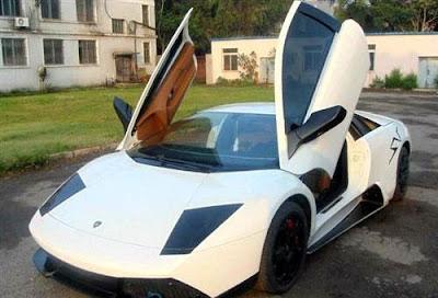 Lamborghini Murcielago China