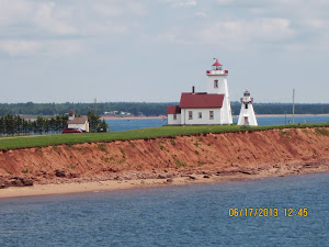 Coast of PEI