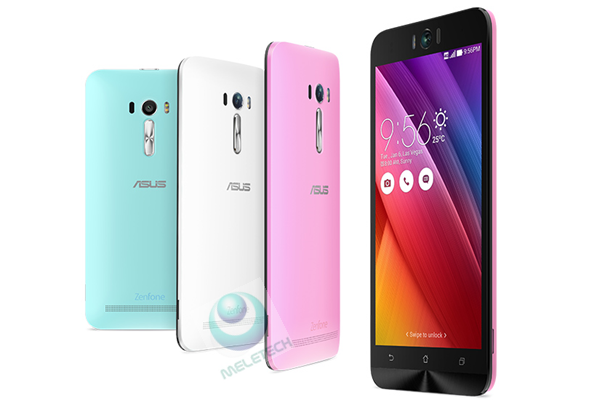 Spesification and price Asus Zenfone Selfie