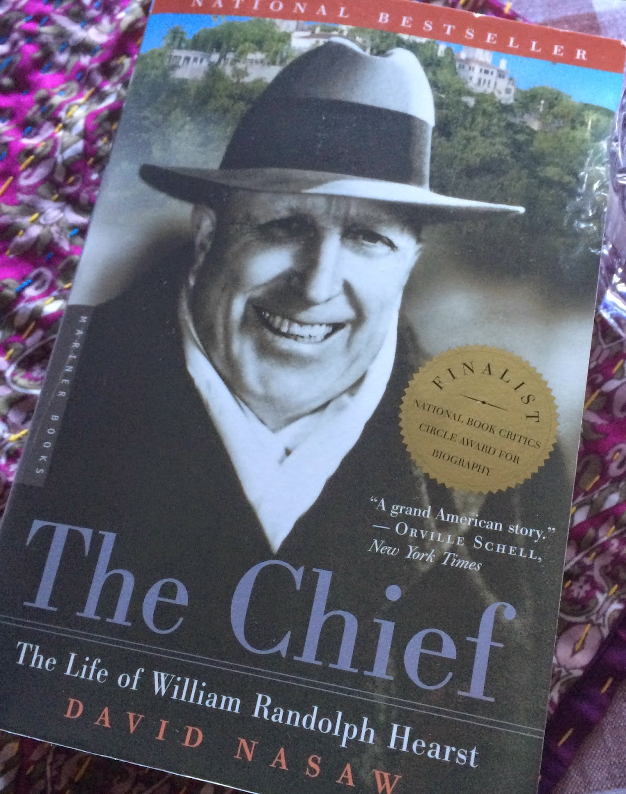 the life and career of william randolph hearst