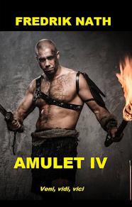 Amulet IV by Fredrik Nath