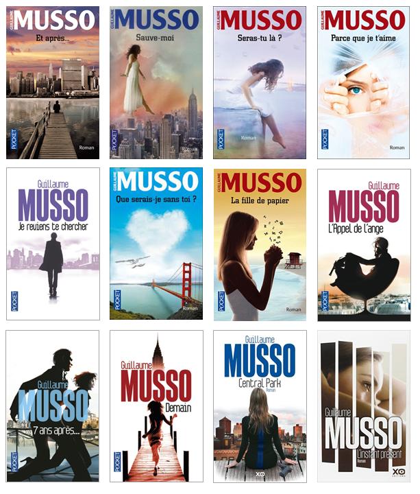 Books Secrets Apercu Sur Les Romans De Guillaume Musso