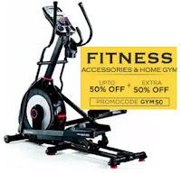 PayTM : Buy Fitness Accessories & Home GYM upto 40% Off
