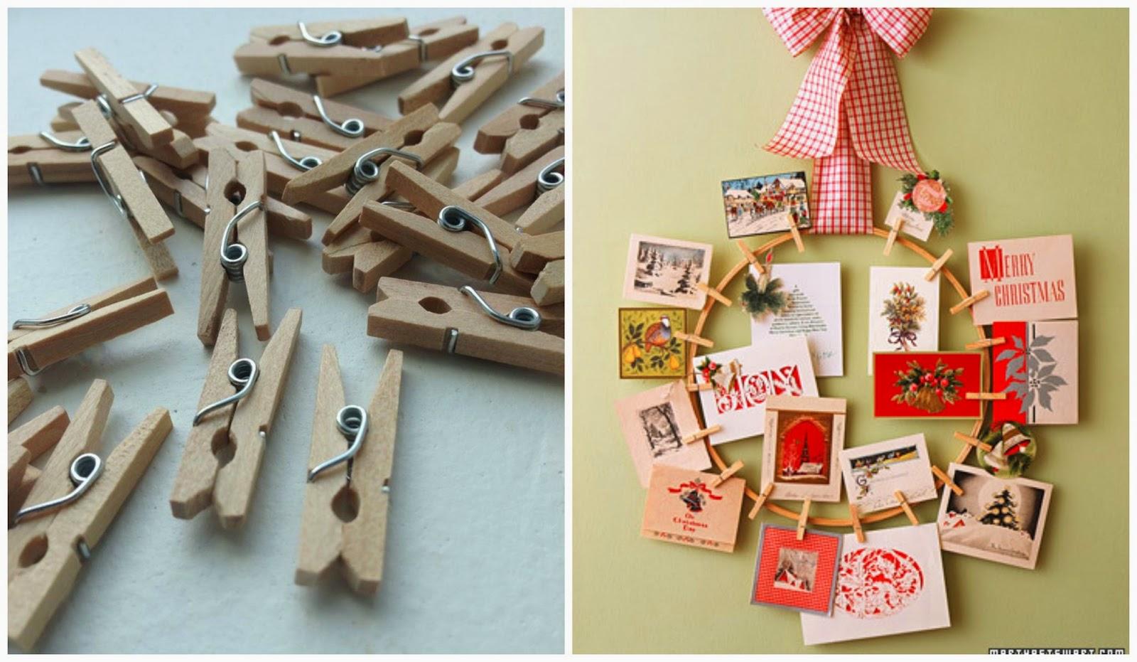 llego la navidad ideas para decorar reciclando with decorar postales de navidad