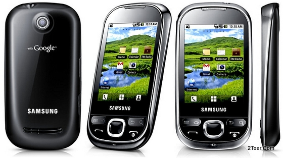 Samsung Galaxy Europa GT-I5500 Mobile Phone
