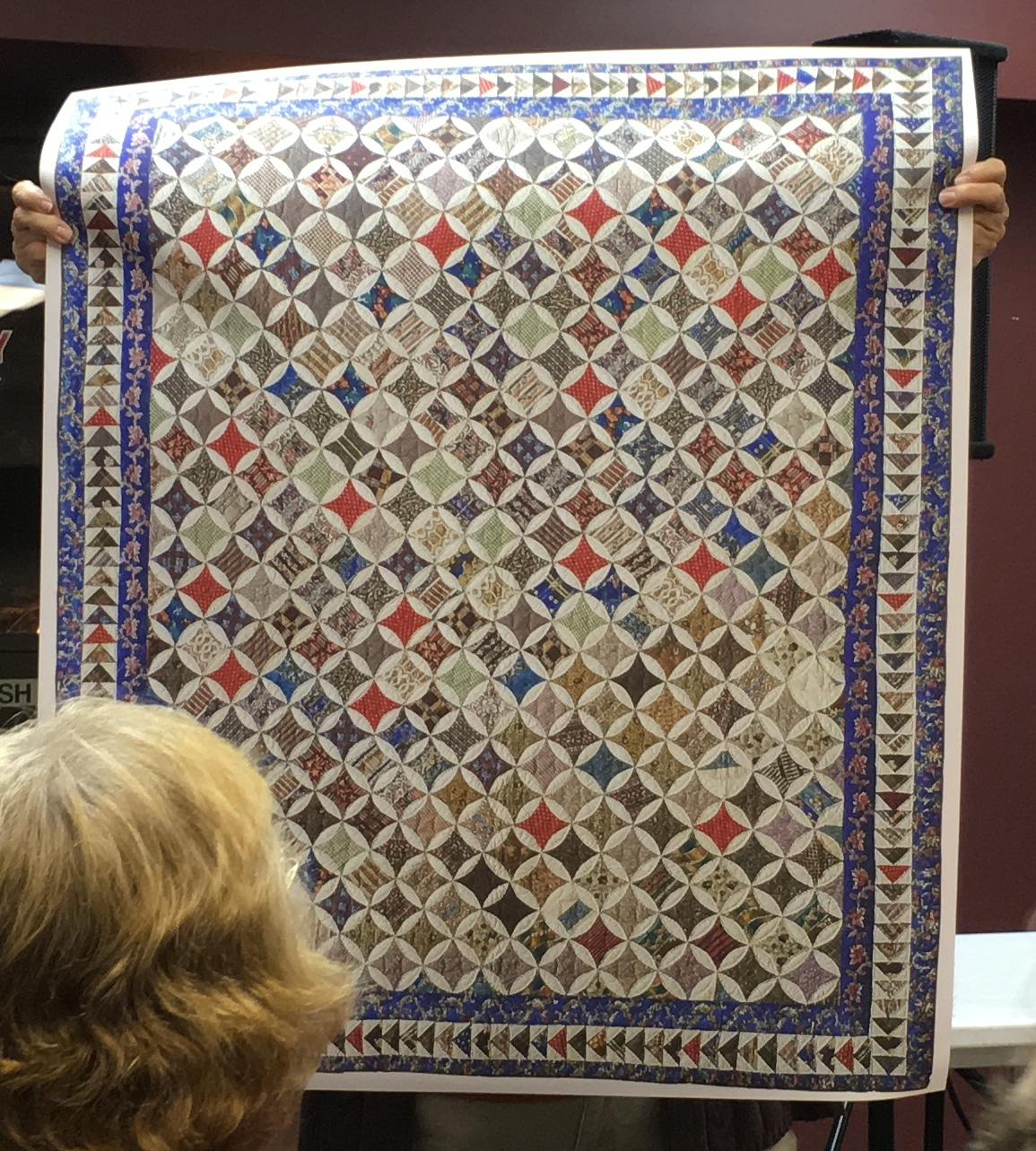 A Little Quilt History The Quilting Queen Online