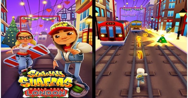Subway Surfers Mod Apk (Unlimited Keys+Coins) 1.100.0 [All ...