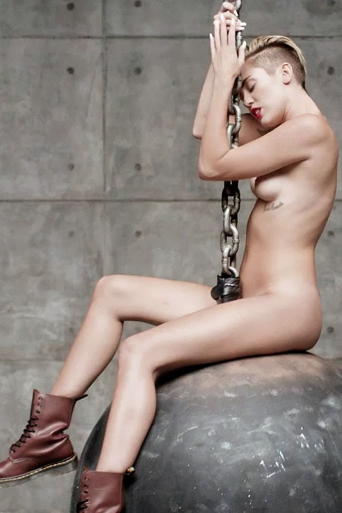 Miley cyrus naked shower pic