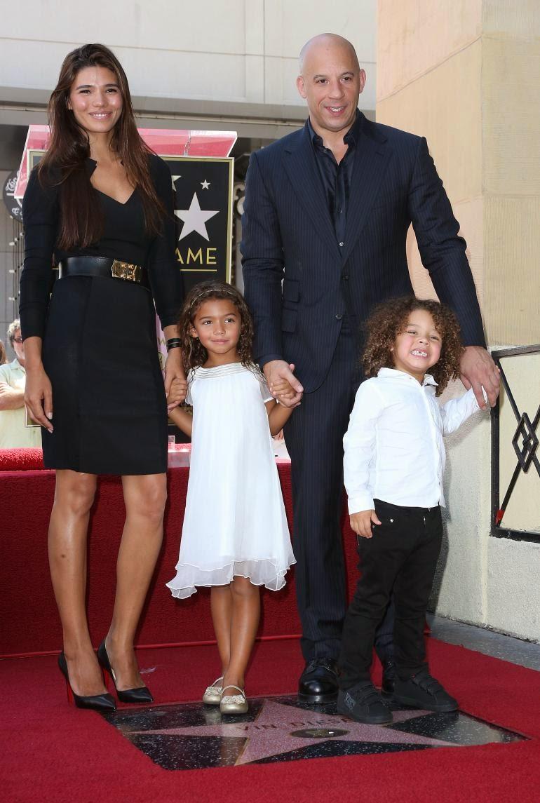 Vin Diesel, Girlfriend Paloma Jimenez Pregnant With 3rd Child