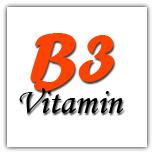 Fungsi vitamin B3 bagi tubuh