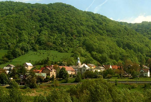 Северная Чехия. Фото