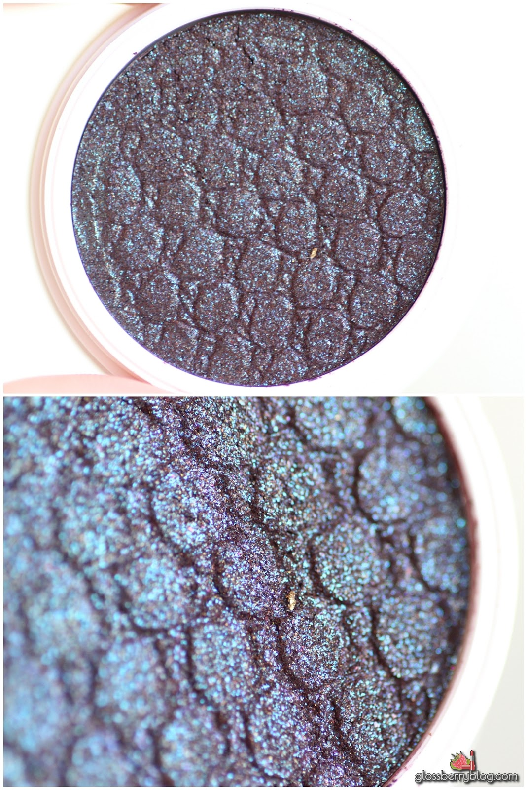 colorpop colourpop supershock super shock eyeshadow bae review swatch glossberry blog גלוסברי צלליות קולורפופ