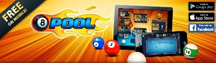 8 ball pool fans page