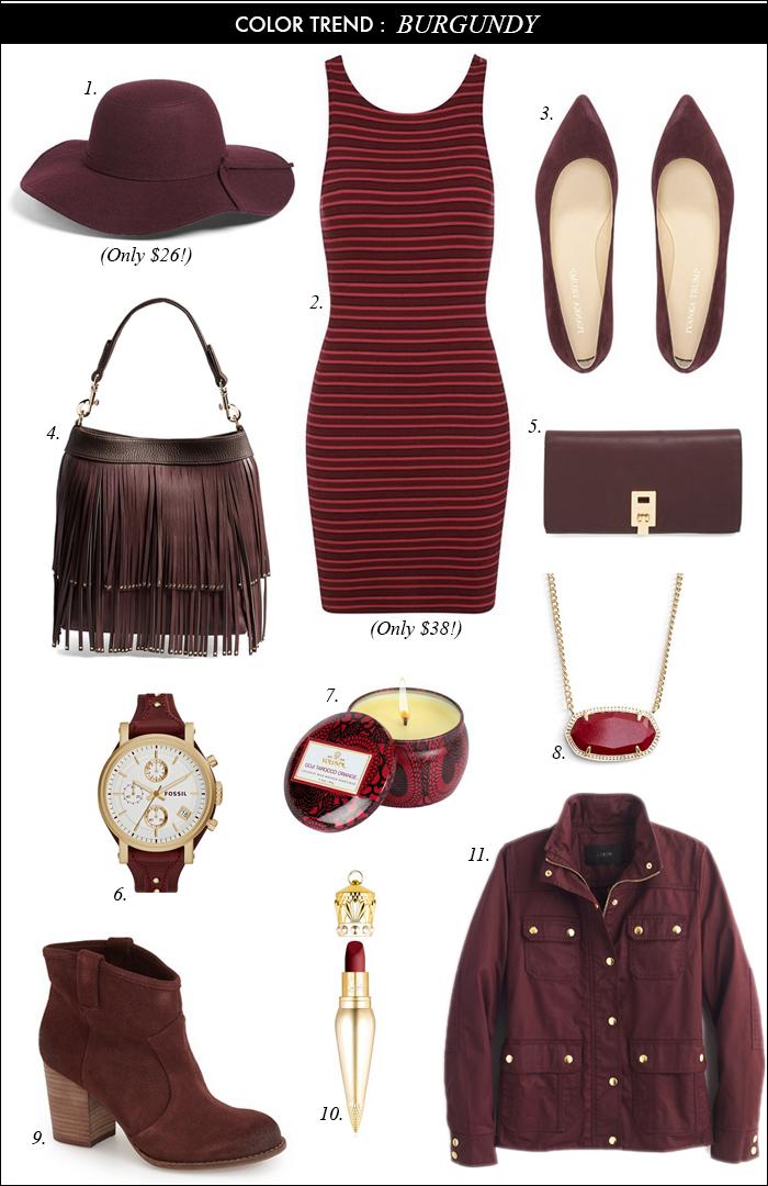 burgundy, topshop, fringe, burgundy, kendra scott, floppy hat