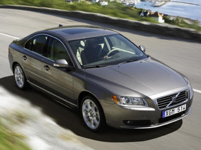 Volvo S80 Car Wallpaper