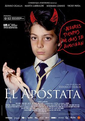 El apóstata - póster