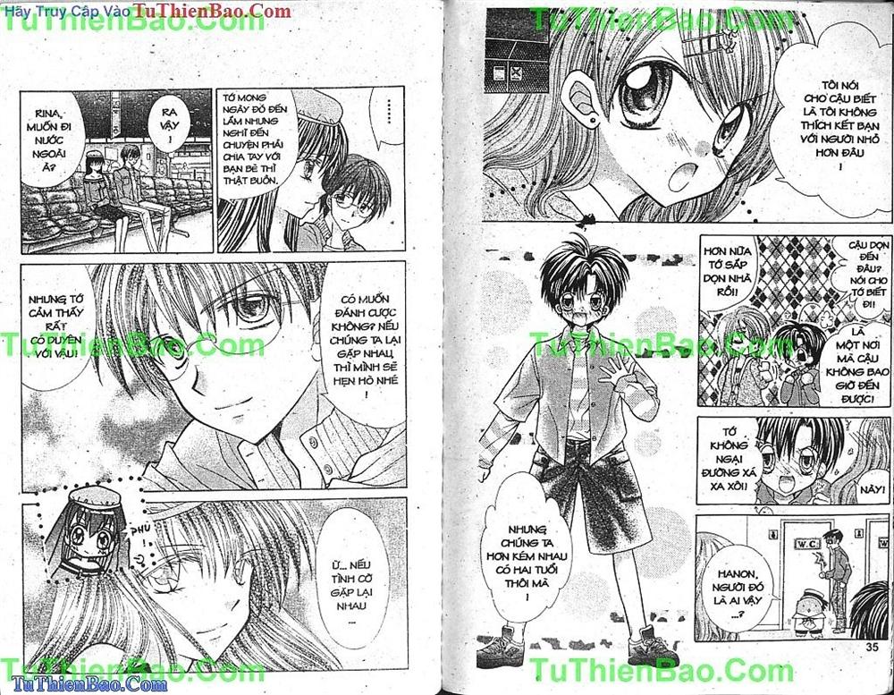 Viên Ngọc Nàng Tiên Cá Chapter 5 - Trang 16