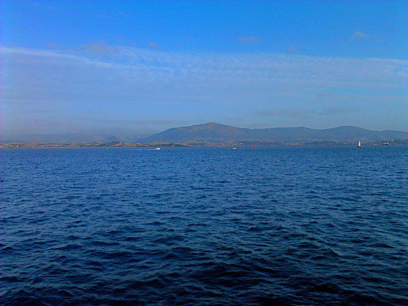 Bahía de Santander y Peñacabarga