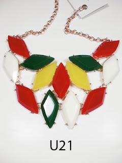 kalung aksesoris wanita u21