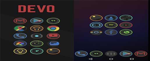 Devo – Icon Pack Apk v4.1.0
