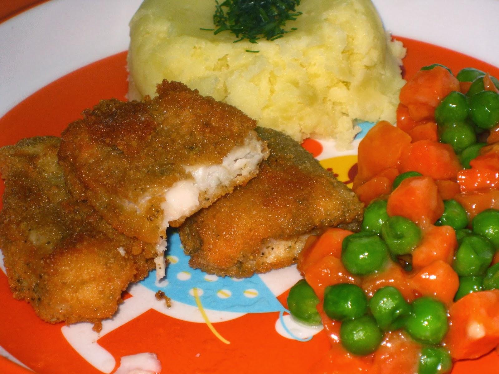 ryba z ziołami