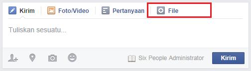 Cara Upload Gambar GIF ke Facebook Terbaru