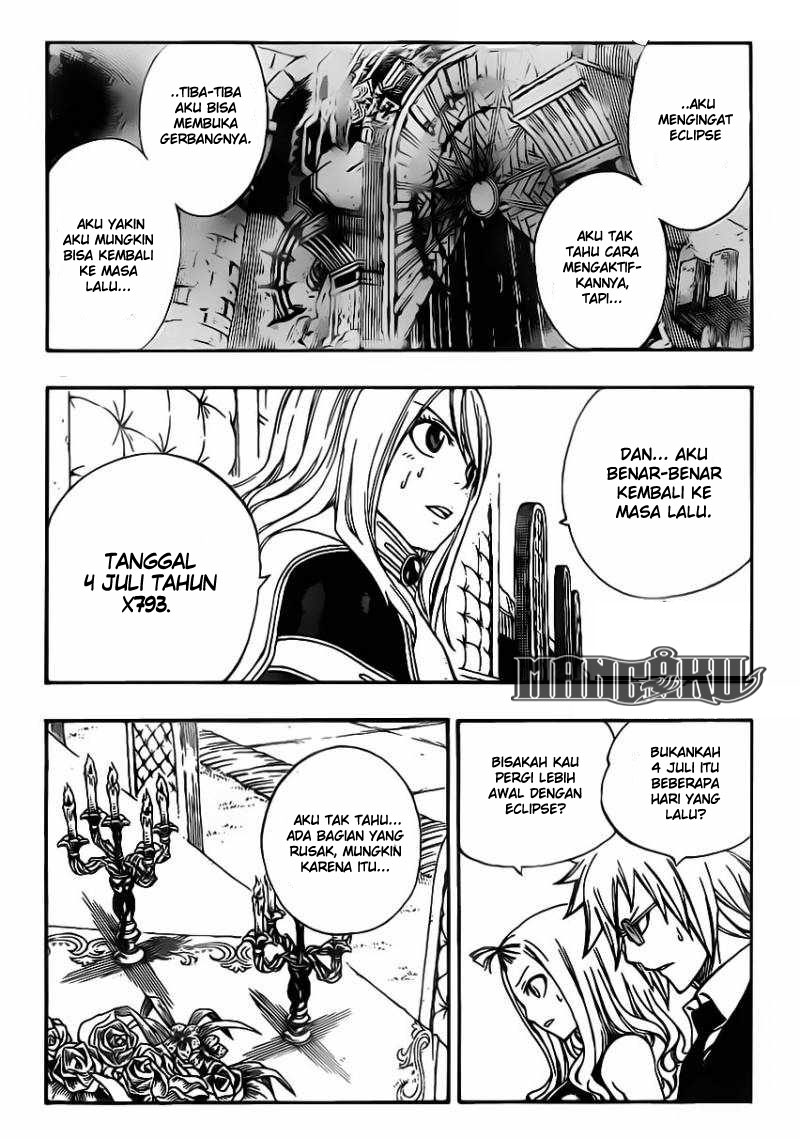 Fairy Tail Chapter 317 - 318 Bahasa Indonesia