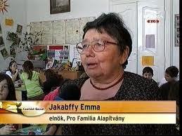 Jakabffy Emma elnök
