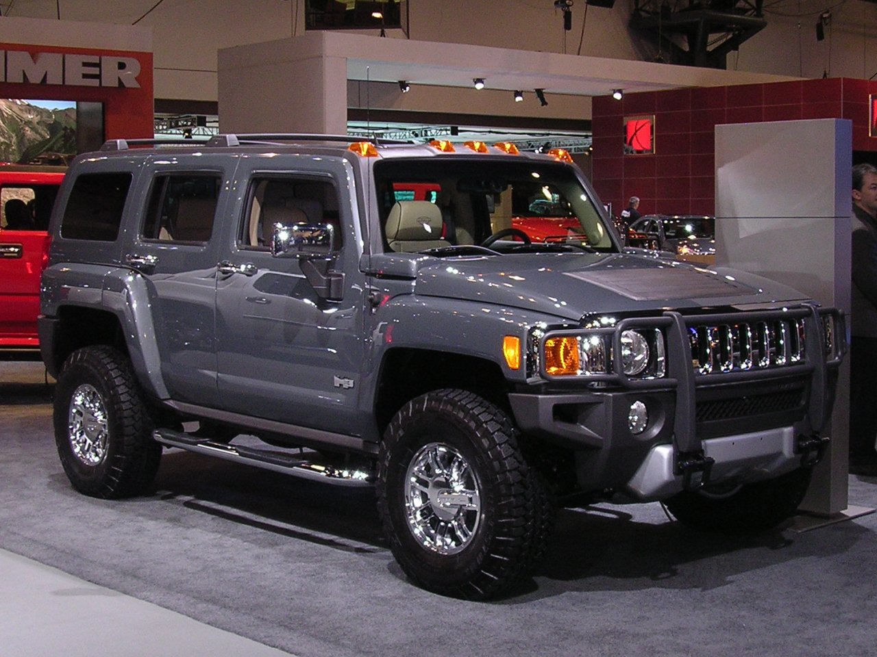 2015 Hummer H3 - Car Celeng