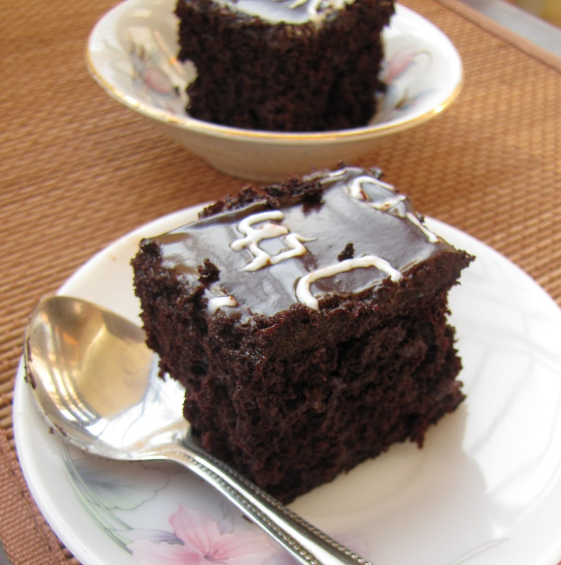 Super Yummy Recipes: The Ultimate Devil's Food Cake With a Chocolate ...