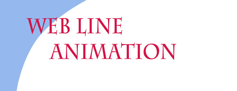 Web Line Animation