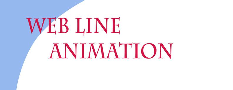 Web Line Animation
