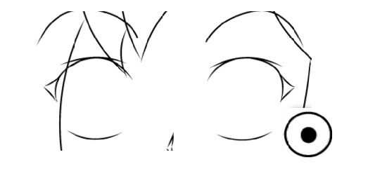 Dibujo Manga: Tutorial De Ojos Manga Y Anime ( Manga Studio EX