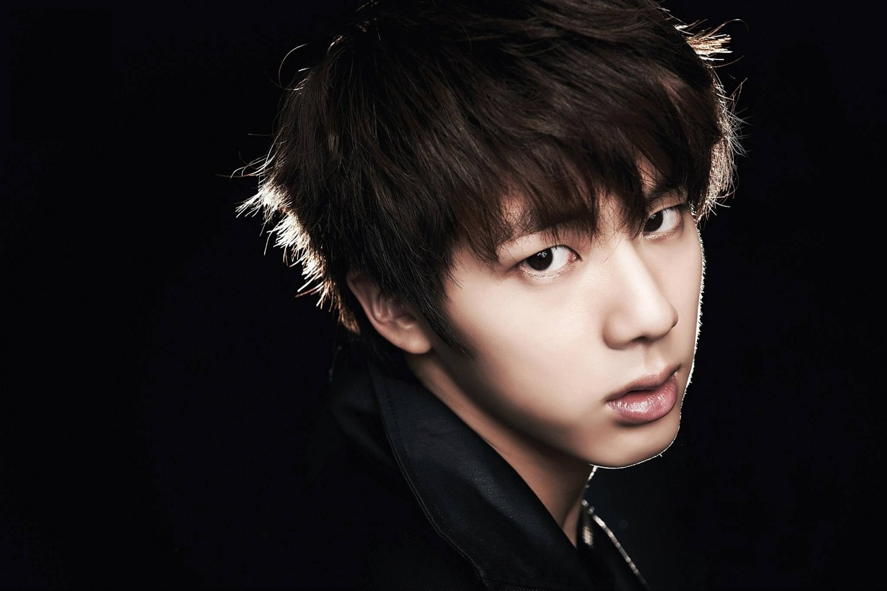 K Popzine Jin 2 Cool 4 Skool Photoshoot